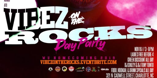 Vibez on The Rocks: Day Party
