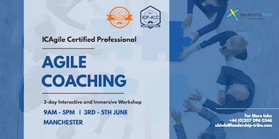 Agile Coaching (ICP-ACC) | Manchester - June 2020