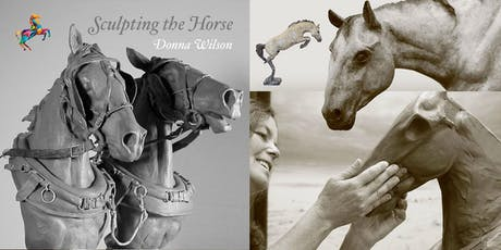 Sculpting the Horse with Donna Wilson tickets