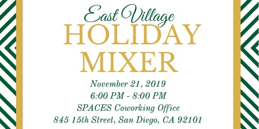 East Village Association Holiday Mixer