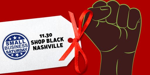 Shop Black Nashville: Small Business Saturday 2019
