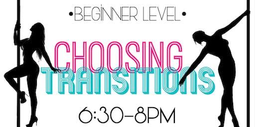 Tuesday 12/10-- 6:30-8pm Beginner