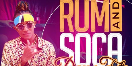 RUM AND SOCA DAY FETE tickets