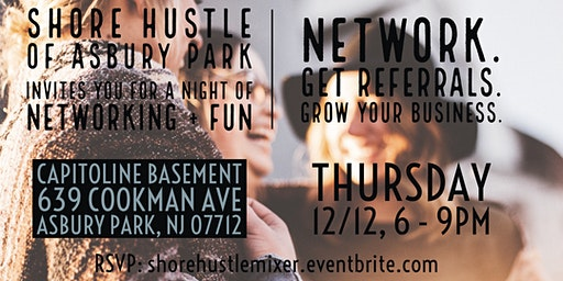Shore Hustle of Asbury Park | Networking+ Fun