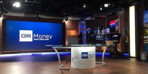 Digital Future Board Room at CNNMoney Switzerland