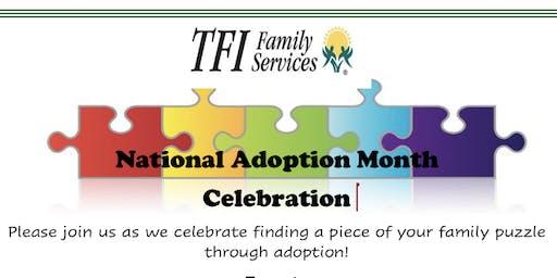 Nation Adoption Day Celebration El Dorado 2019
