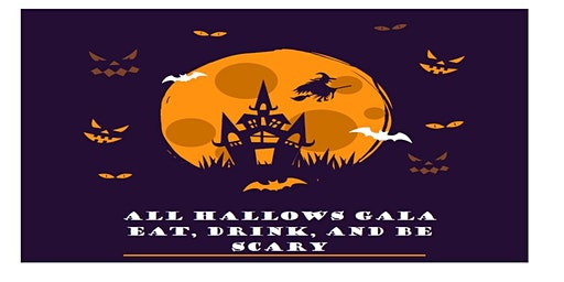 St. Therese All Hallows Gala:  Eat, Drink, and Be Scary