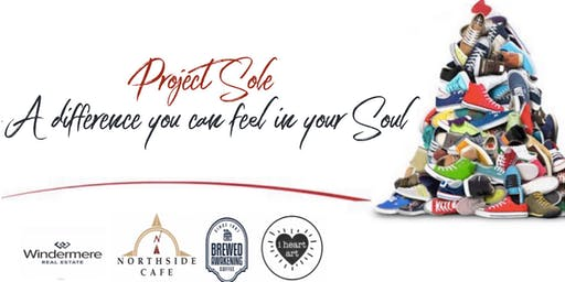 Santa is Coming to Project Sole - A Difference You Can Feel in Your Soul