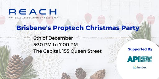 REACH Proptech Christmas Party