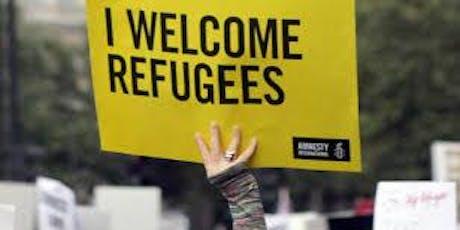 Refugee Information Evening with Homaira Mershedi tickets