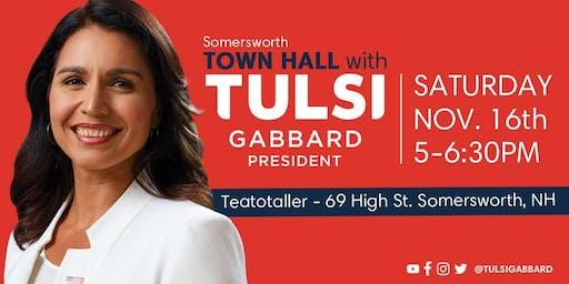 Tulsi Gabbard Town Hall
