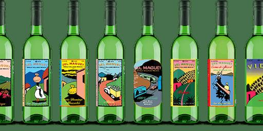 Del Maguey Mezcal Class! @Primo Liquors&Fine Wine Southwest Ranches