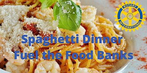 Fuel the Food Banks Spaghetti Dinner