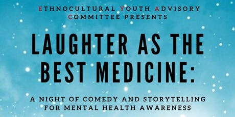 Laughter as the Best Medicine: A Night of Comedy for Mental Wellness tickets