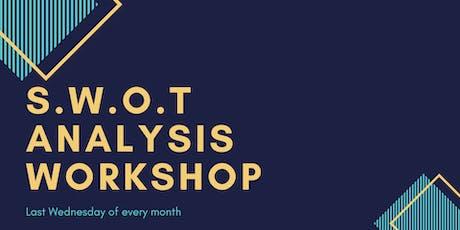 S.W.O.T. Analysis Workshop tickets