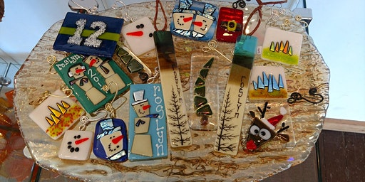 Glass Ornament Making with FUSE