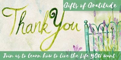 DIY - Gifts of Gratitude