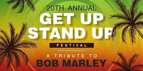 Get Up Stand Up Festival tickets