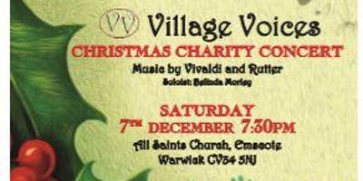 Village Voices Christmas Gloria!