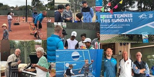 Whites Lane Mulgrave Tennis Club Open Day 2020