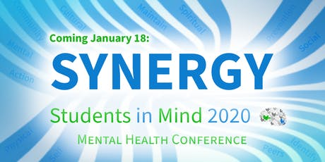 SYNERGY: SiM 2020 Mental Health Conference tickets