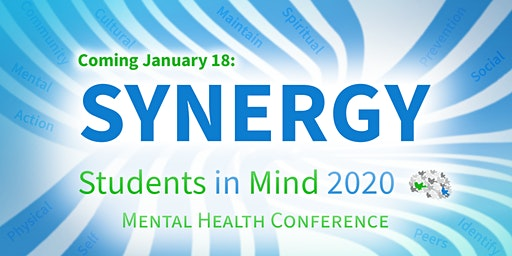 SYNERGY: SiM 2020 Mental Health Conference
