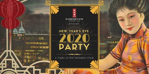 New Year's Eve 2020 at Harborview Restaurant & Bar