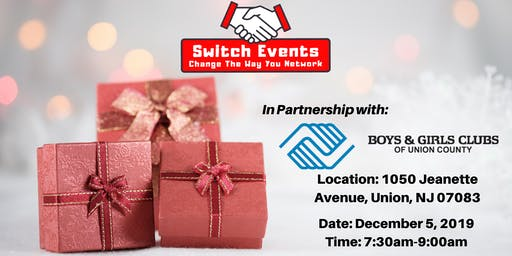 Switch Events - Holiday Networking Event