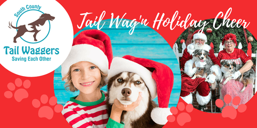 Pup Pictures with Santa Paws & Doggie Dress Up Contest!