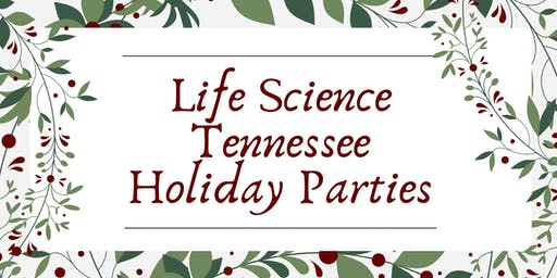 2019 Life Science TN Holiday Party - Memphis