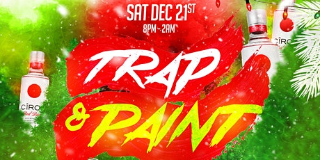 Trap & Paint Christmas Edition tickets