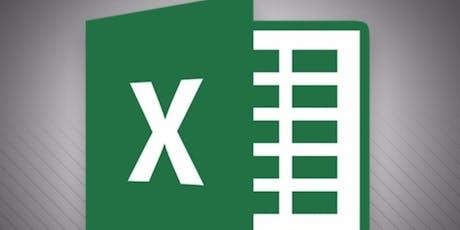 Microsoft Excel para pequeños negocios tickets