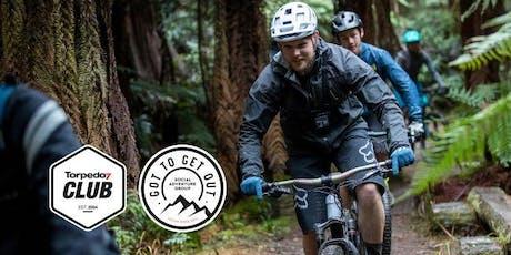 Torpedo7 Club Free Evening Bike Ride: Redwoods w/ GTGO tickets