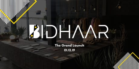 BIDHAAR: London's First Afrourban Concept Store - Grand Opening tickets
