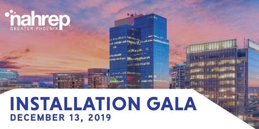 NAHREP Greater Phoenix: 2020 GALA & Installation