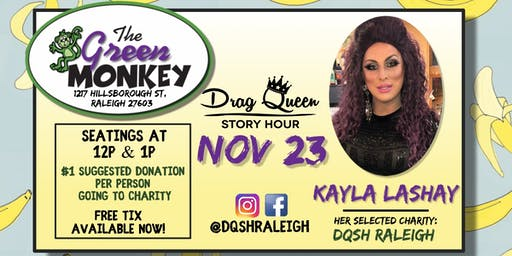 Drag Queen Story Hour with Kayla LaShay