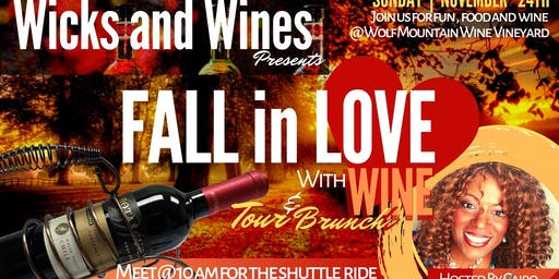 Fall In Love with Wine Tour & Brunch