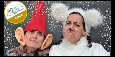 Mr Gotalot's Very Merry Pop Up Shop.  A festive interactive story adventure tickets