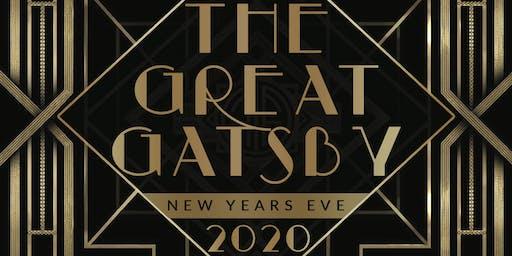 CAVO NIGHTCLUB NYE GREAT GATSBY PARTY