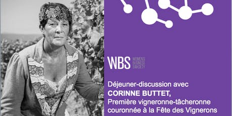 WBS Lausanne - Déjeuner-discussion avec Corinne Buttet billets