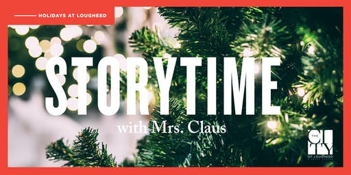 Storytime with Mrs.Claus