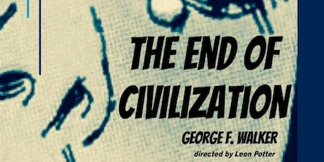 The End of Civilization, VIU's Mike Taugher Studio tickets