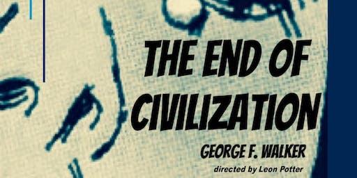 The End of Civilization, VIU's Mike Taugher Studio
