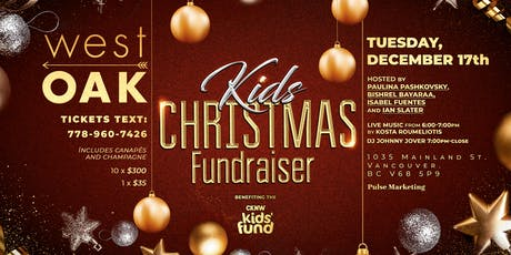 West Oak Christmas Kids Fundraiser tickets