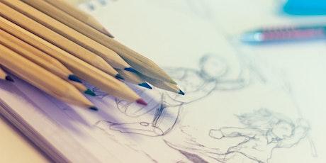 Teens Drawing Studio tickets