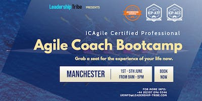 Agile Coach Bootcamp (ICP-ATF & ICP-ACC) | Manchester - June 2020