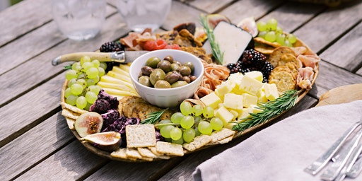 Charcuterie Board Class with Raleigh Cheesy