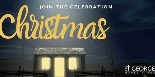 Contemporary Christmas Worship with Carols
