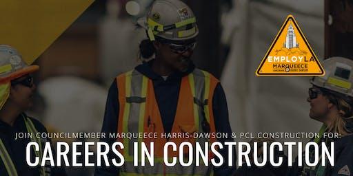 Careers in Construction Workshop