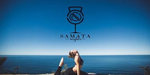 Samata Nights: Yoga and Champagne